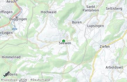 Stadtplan Seewen