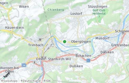 Stadtplan Winznau