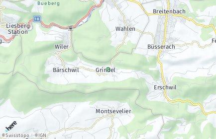 Stadtplan Grindel