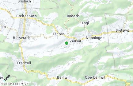 Stadtplan Meltingen
