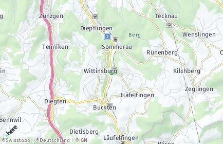 Stadtplan Rümlingen