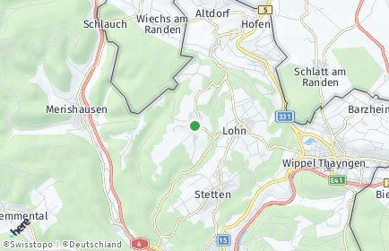 Stadtplan Büttenhardt
