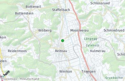 Stadtplan Attelwil