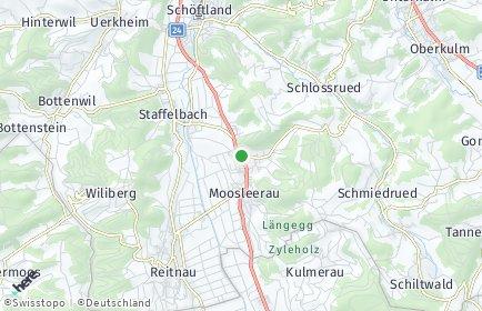 Stadtplan Kirchleerau