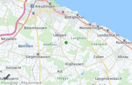 Stadtplan Lengwil