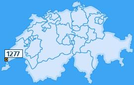 PLZ 1277 Schweiz