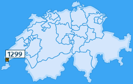 PLZ 1299 Schweiz