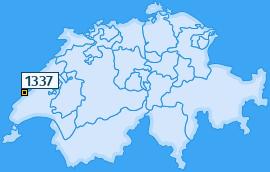 PLZ 1337 Schweiz