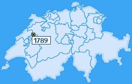 PLZ 1789 Schweiz