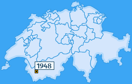 PLZ 1948 Schweiz