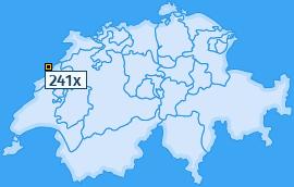 PLZ 241 Schweiz