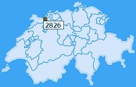 PLZ 2826 Schweiz