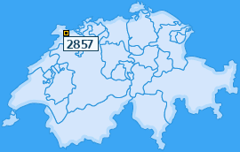 PLZ 2857 Schweiz