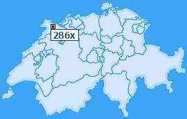 PLZ 286 Schweiz