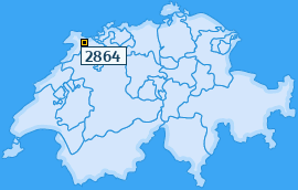 PLZ 2864 Schweiz
