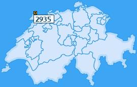 PLZ 2935 Schweiz