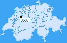 PLZ 3033 Schweiz