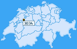 PLZ 3034 Schweiz