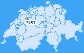 PLZ 3257 Schweiz