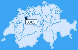 PLZ 3305 Schweiz
