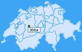 PLZ 366 Schweiz