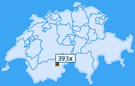 PLZ 393 Schweiz
