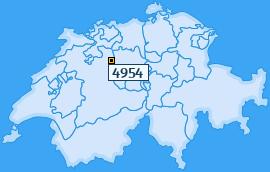 PLZ 4954 Schweiz