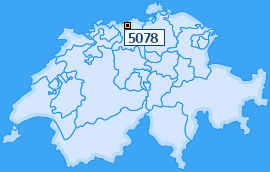 PLZ 5078 Schweiz