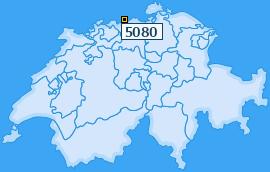 PLZ 5080 Schweiz