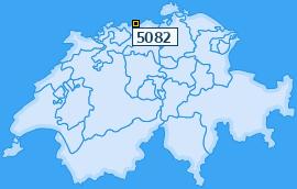 PLZ 5082 Schweiz