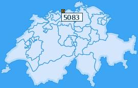 PLZ 5083 Schweiz