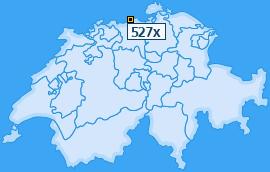 PLZ 527 Schweiz