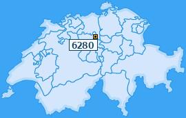 PLZ 6280 Schweiz