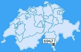 PLZ 6947 Schweiz