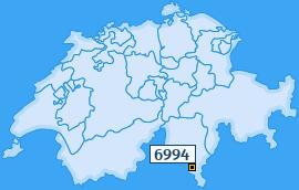 PLZ 6994 Schweiz