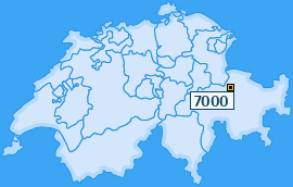 PLZ 7000 Schweiz