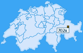 PLZ 702 Schweiz