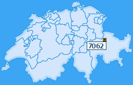 PLZ 7062 Schweiz