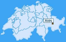 PLZ 7084 Schweiz