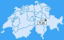 PLZ 7126 Schweiz