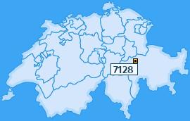 PLZ 7128 Schweiz