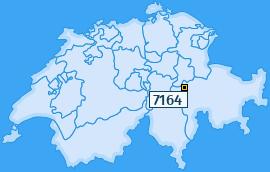 PLZ 7164 Schweiz