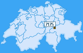 PLZ 7175 Schweiz