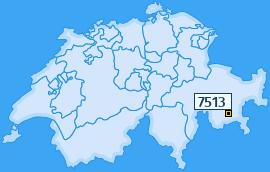 PLZ 7513 Schweiz