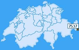 PLZ 7537 Schweiz