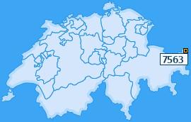 PLZ 7563 Schweiz
