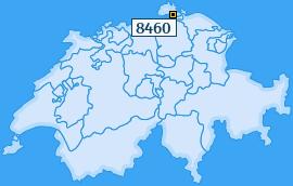 PLZ 8460 Schweiz
