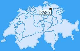 PLZ 8486 Schweiz