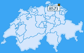 PLZ 8573 Schweiz