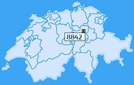 PLZ 8842 Schweiz
